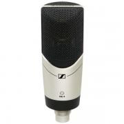 Microfone Sennheiser Condensador de diafragma grande - MK4