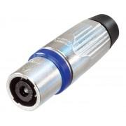 Conector Neutrik Speakon Macho De Cabo/linha - Nlt4mx