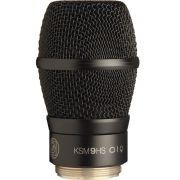 Capsulas Para Microfone Shure Sem Fio KSM9HS Preto - RPW186