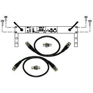 Kit De Montagem Shure Para Antena Slx, Ulx, Ur4s, Ur4d, PSM - UA600