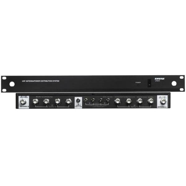 Distribuidor De Antena Shure 4 canais -  UA844 Swb