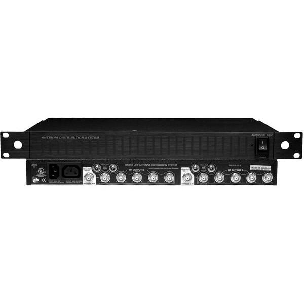Distribuidor De Antena Shure para 5 canais - UA845 Swb