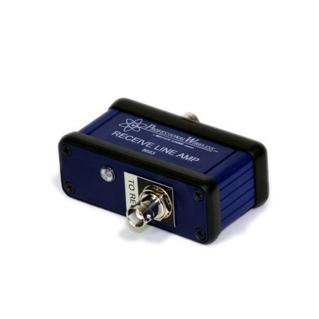Amplificador de RF (Booster) para Microfone Sem Fio Professional Wireless - S8683