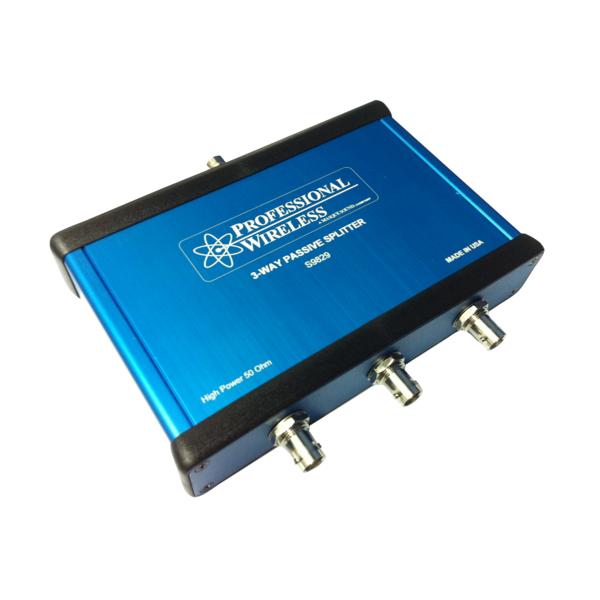 Splitter de 3 vias Professional Wireless - S9829