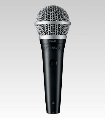Microfone Shure vocal - PGA48