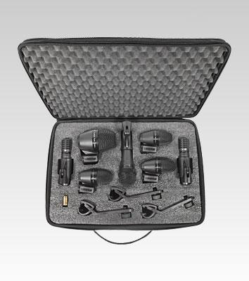 Microfone Shure Para Bateria PG - PGADRUMKIT 7