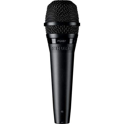 Microfone Shure vocal e Instrumentos - PGA57