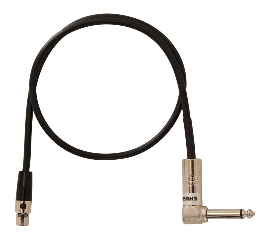 Cabo De Instrumentos Para Transmissor Sem Fio Shure - Wa304