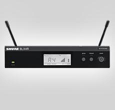 Sistema De Microfone Shure Sem Fio De Lapela Wl93 Blx14R/WL93