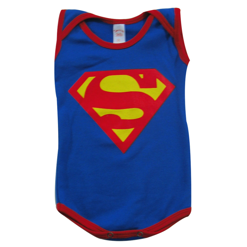 Body Super Homem