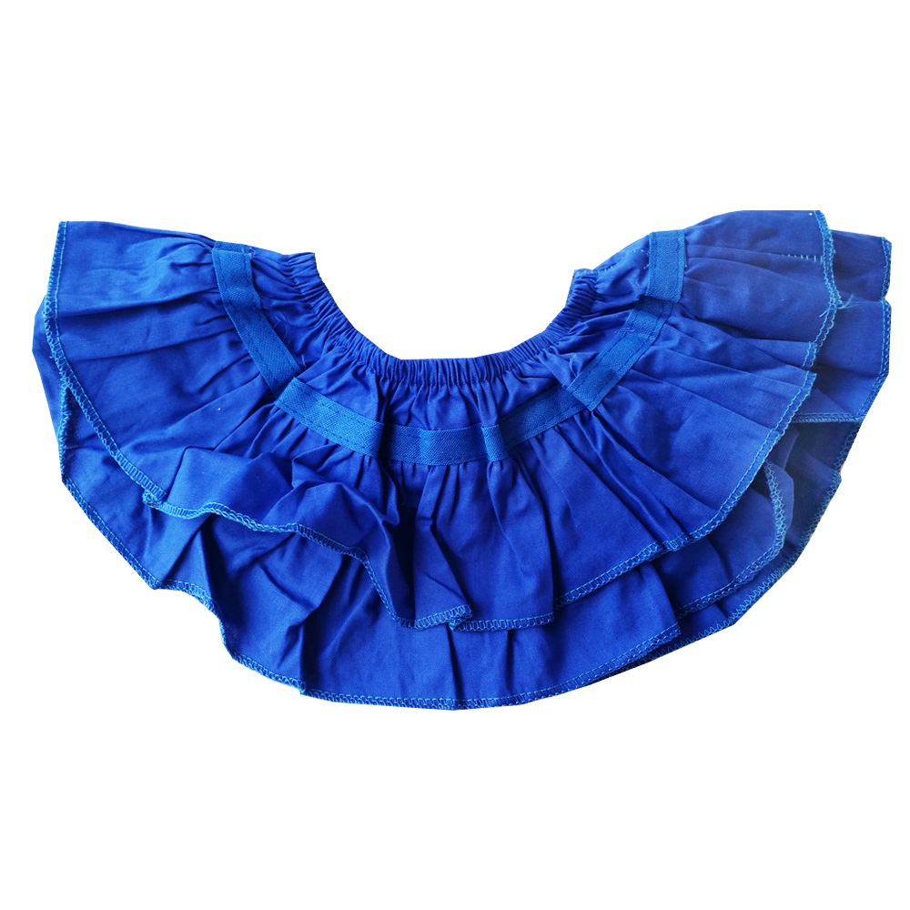 Calcinha Tapa Fralda Azul Royal