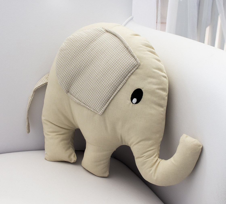 Almofada Elephant - Palha