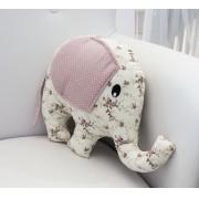 Almofada Elephant - Ferrugem