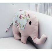 Almofada Elephant - Realeza Floral
