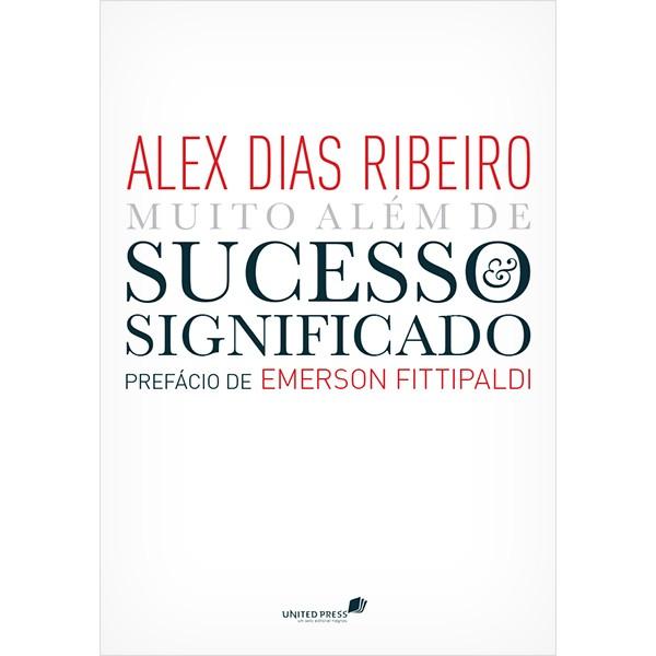 Livro Muito além do sucesso e significado