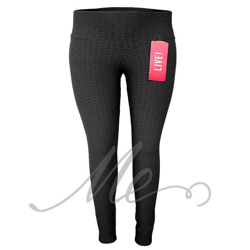 LEGGING JACQUARD FENCES