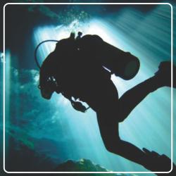 Mergulho Batismo + Hospedagem