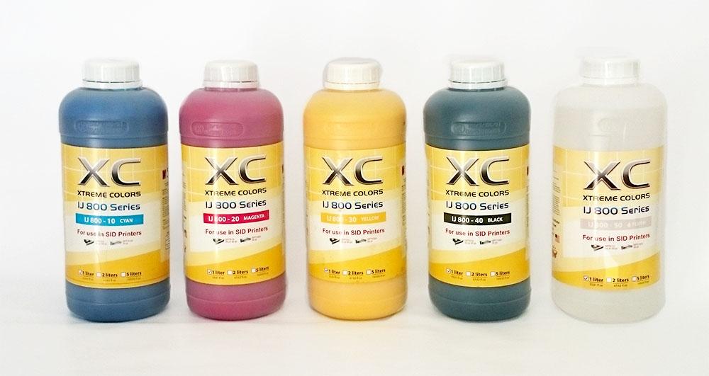 Tinta Solvente Xtreme Colors IJ 800 - 1 litro