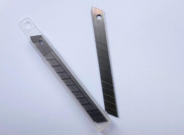 Kit de 10 lâminas de estilete 9mm 59° YelloTools
