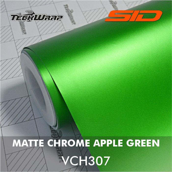 Vinil TeckWrap - Matte Chrome - Metro Linear