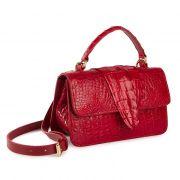 Bolsa Leila vermelha