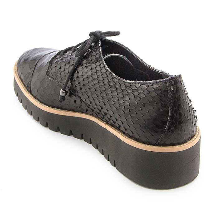 Flat form preto