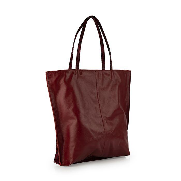 Bolsa Bianca G vermelha