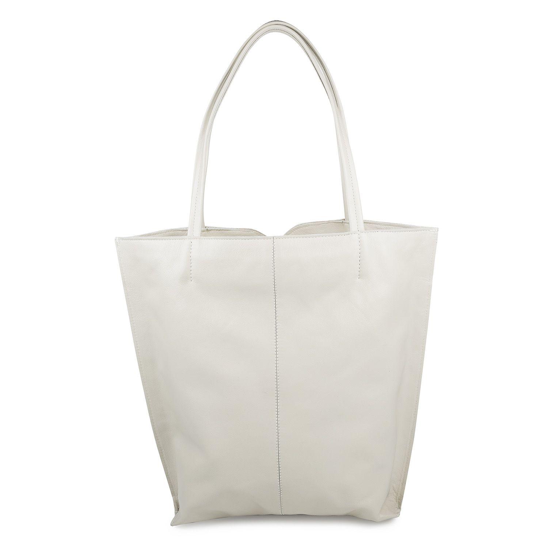 Bolsa Bianca P off white