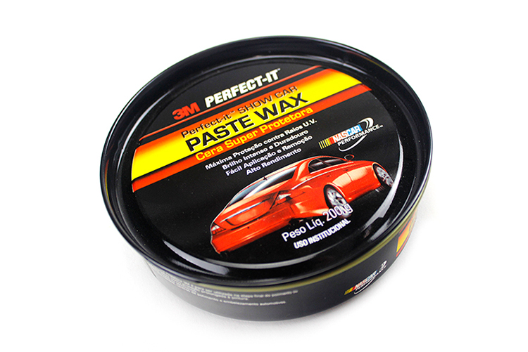 Cera Super Protetora Past Wax 3M - 200gr