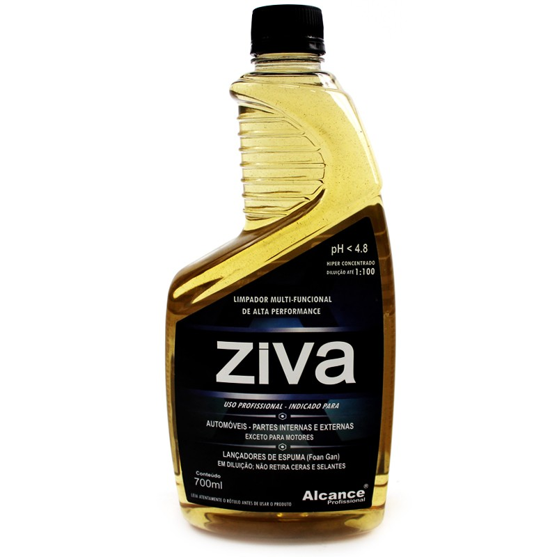 Ziva Limpador Multi-Funcional de Alta Performance - 700ml