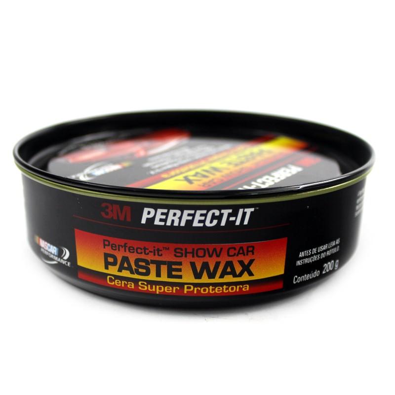Cera Cristalizadora Past Wax 3m