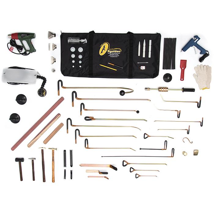 Kit de ferramentas Profissional para Martelinho de Ouro Supremo 165 PEÇAS