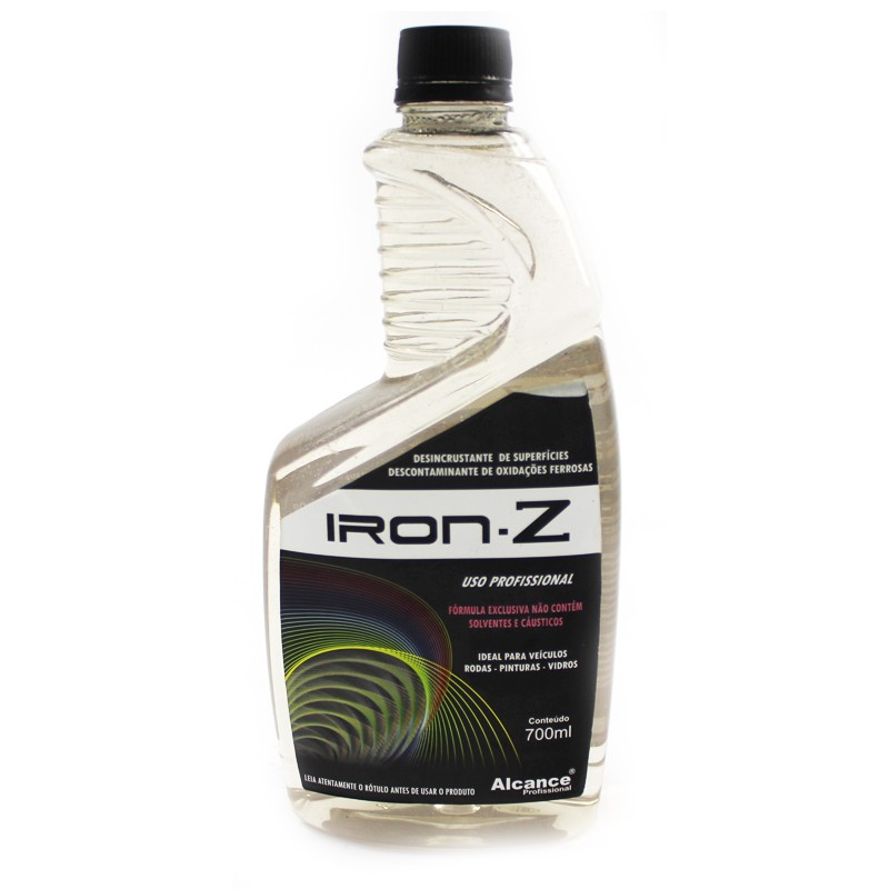 Desincrustante de Superficie Descontaminante Iron-z Alcance - 700ml