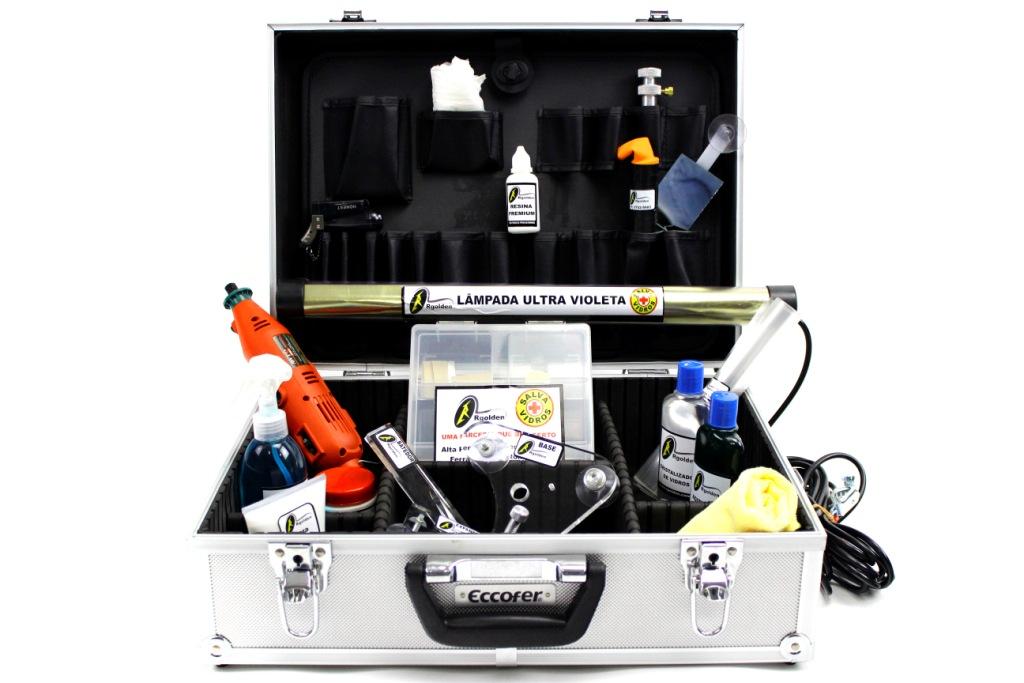 Kit para Reparo de Vidro KRV-1000