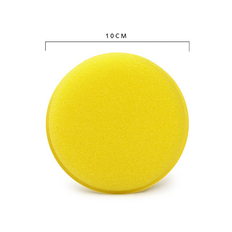 Aplicador de Cera - Amarelo