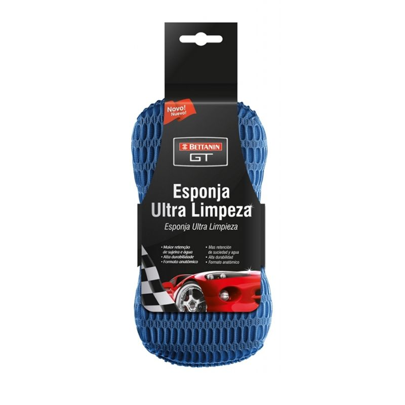 Esponja Ultra Limpeza Bettanin