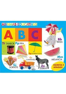 ABINHAS EDUCATIVAS: ABC  - Gutana Brinquedos
