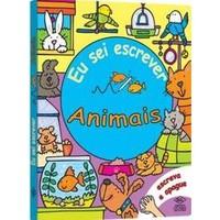 Animais - Série Eu Sei Escrever - Dcl  - Gutana Brinquedos