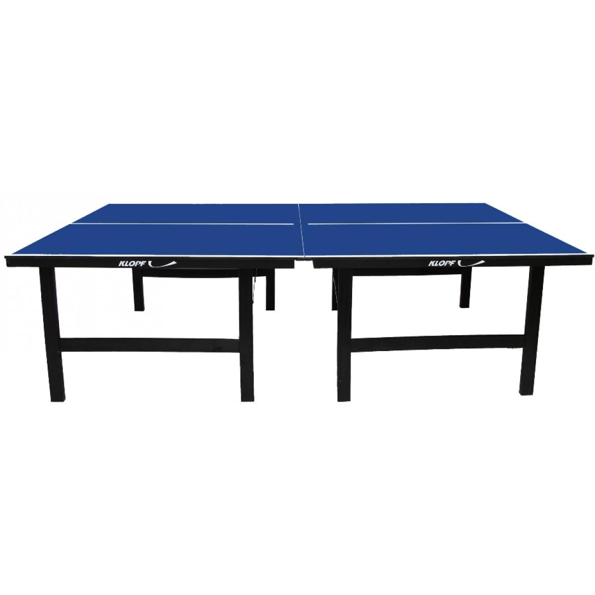 Mesa de Ping Pong Tenis de Mesa MDP Klopf - 1002  - Gutana Brinquedos