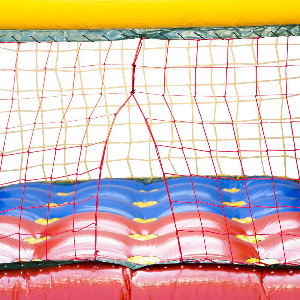 Pula Pula 3 x 3 mt Inflável Cores Atraentes Duravel Modelo Castelinho  - Gutana Brinquedos