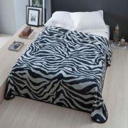 Cobertor Microfibra Casal King Size Cinta Raschel Home Design Pretória Corttex