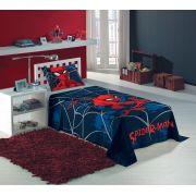 Jogo de Cama 2 peças Estampado Homem-Aranha Spider Man Lepper