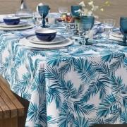 Toalha De Mesa Retangular 6 lugares Home Design Tropical Santista