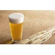 Receita de cerveja de Trigo com Insumos.