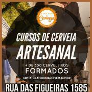 Curso de Cerveja Artesanal - 21/9/19 - das 9:00 as 16:00