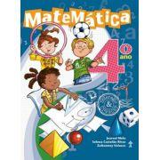 Matemática Interagir e Crescer - 4º Ano