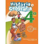História e Geografia Interagir e Crescer - 4º Ano