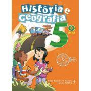 História e Geografia Interagir e Crescer - 5º Ano