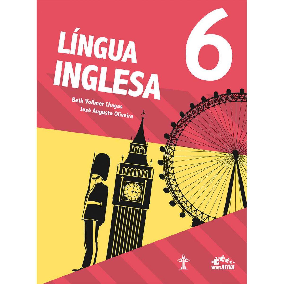 Língua Inglesa 6º ano - Inter@tiva
