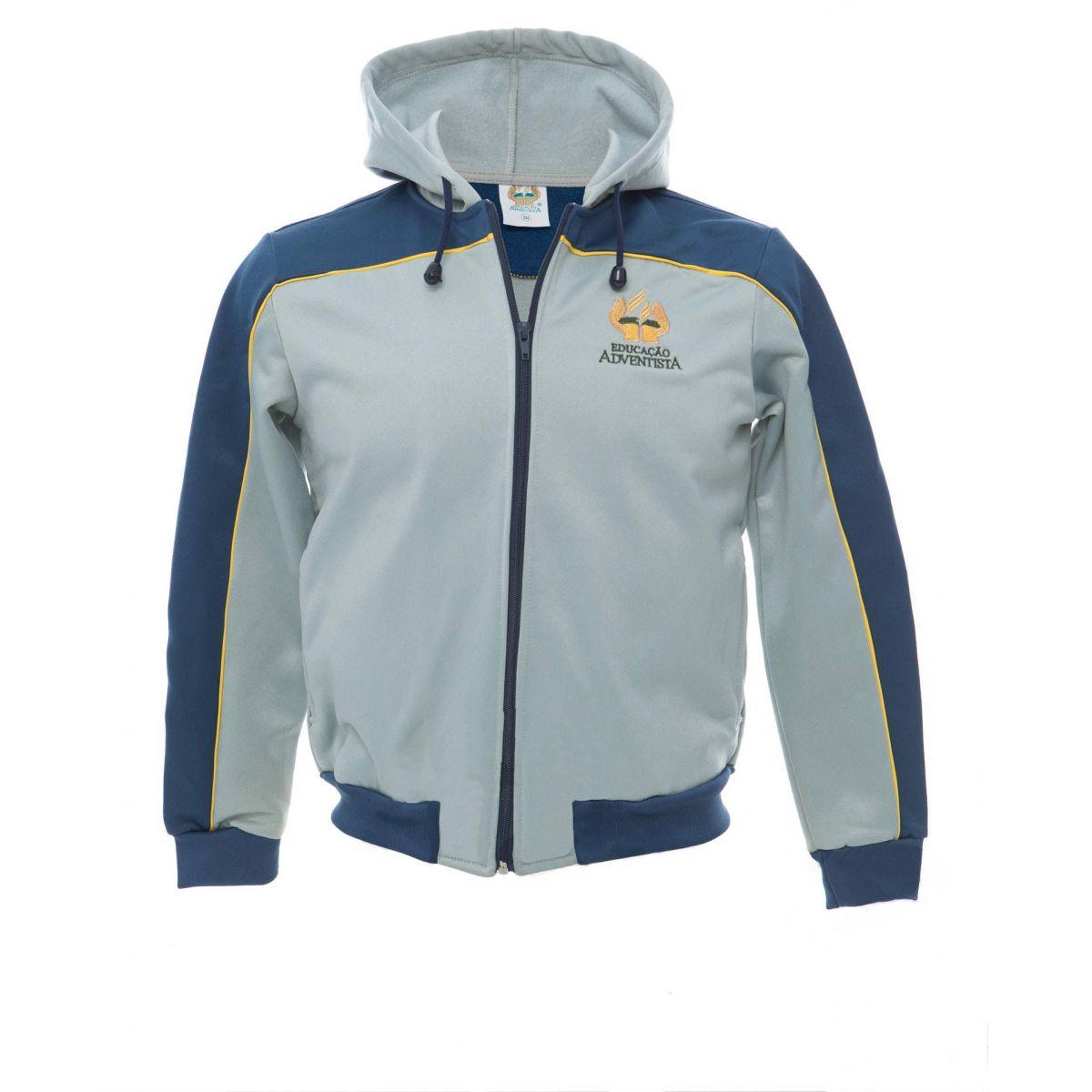 Blusa de Moleton C/ Capuz - PPI ( 4 )